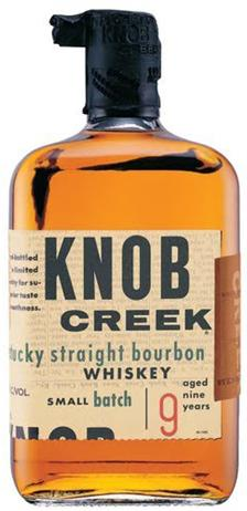 Knob Creek Bourbon Small Batch 9 Year